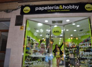Nueva papelería en Oviedo de la franquicia Alfil Be