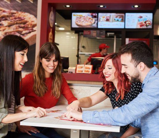 Telepizza lanza el mapa de los más románticos de España con motivo de San Valentín