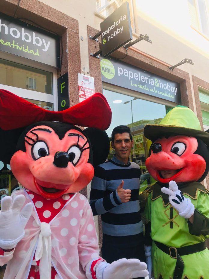 Nueva Papelería en Jerez de la Frontera de la franquicia Alfil Be