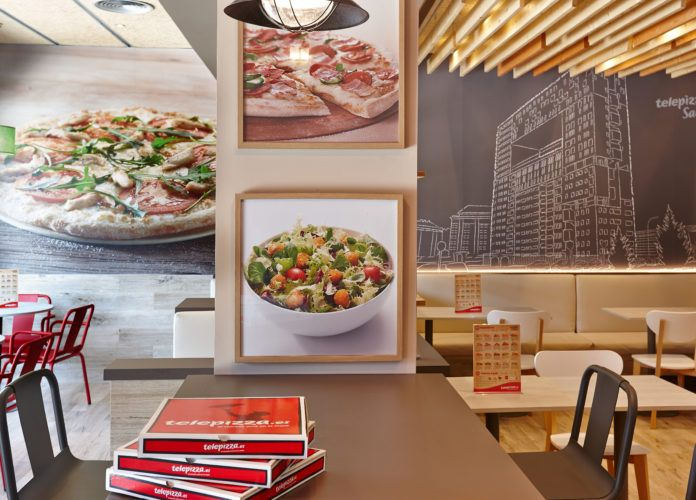 Grupo Telepizza duplica su volumen de negocio en el primer trimestre del año tras la entrada en vigor de la alianza con Pizza Hut