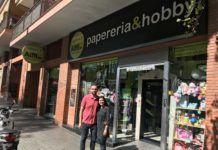 Papelería en Barcelona Rambla Brasil