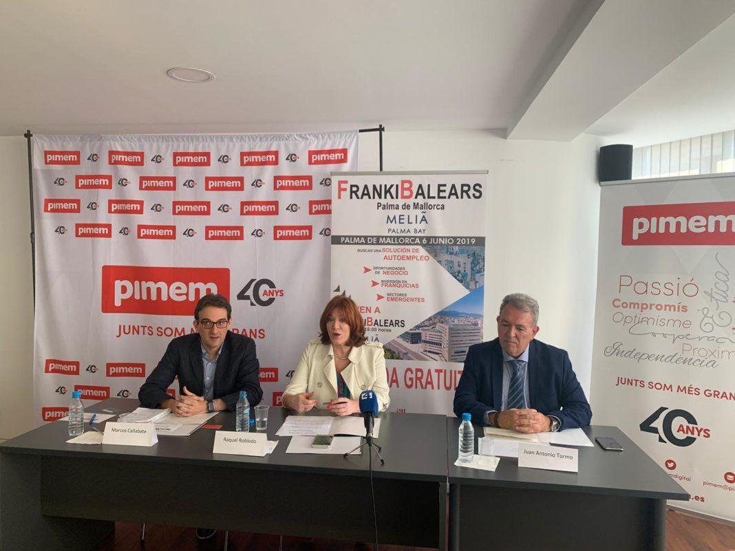 Más de una treintena de franquicias de toda España en FrankiBalears