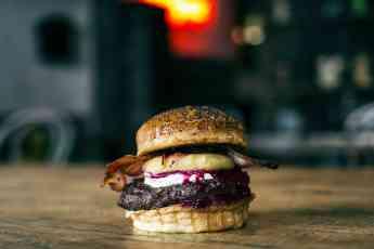 The Fitzgerald Burguer Co, cuando la hamburguesa se convirtió en un capricho gourmet