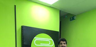 Inauguración papelería en Madrid Rio de Alfil Be