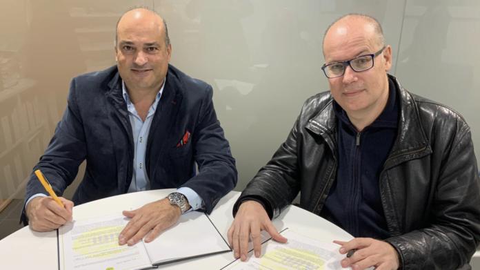 Nueva papelería en Alcañiz de la franquicia Alfil Be
