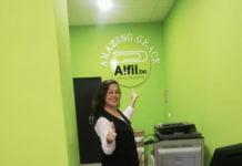 Franquicia Alfil Be: Inauguración de papelería en Alhaurin de la Torre