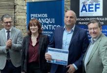 ALFIL Be Recibe el premio a la Franquicia con mejor soporte Tecnológico