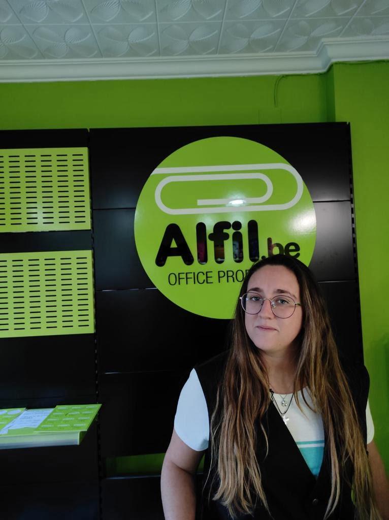 Nueva Papeleria en Jerez de la Frontera de la franquicia Alfil Be