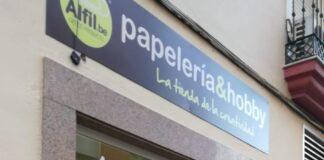Nueva papelería en Linares