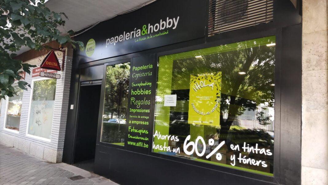 Papeleria en Madrid - Parque de las Avenidas
