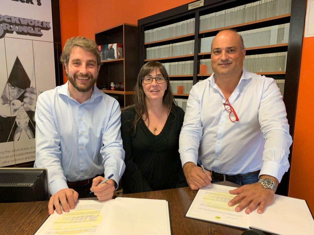 Papelería en Vilafranca del Penedés - Franquicia Alfil Be